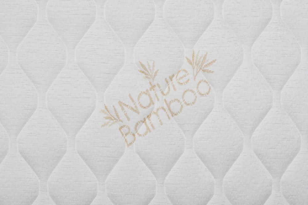 Trikotažinis, su bambuko siūlu audinys