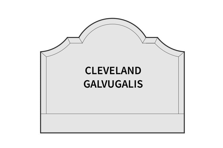 Cleveland galvugalis